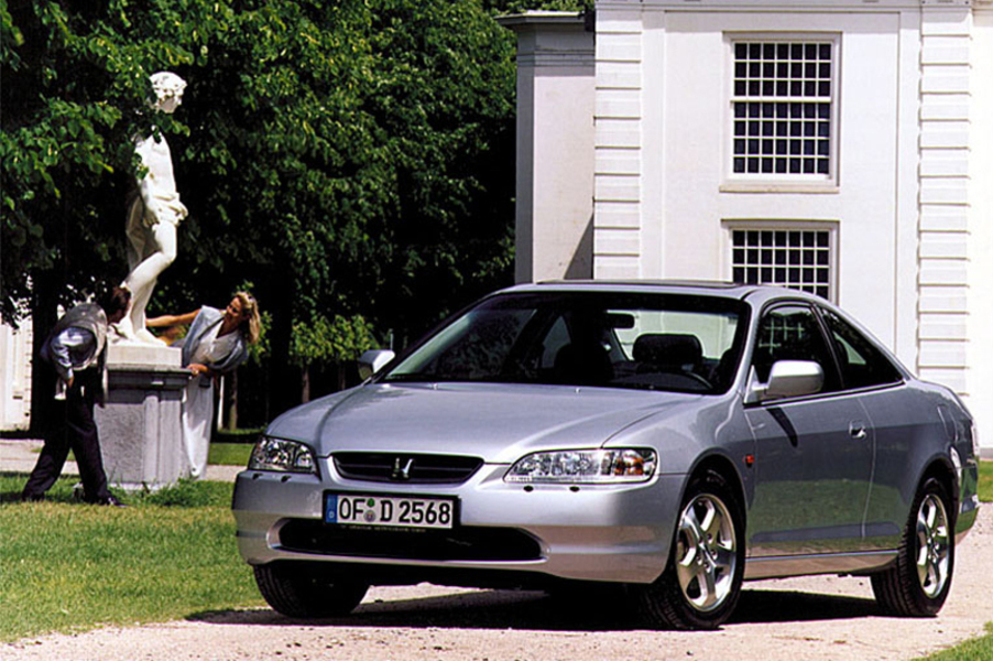 Honda Accord Coupé (1998-03)