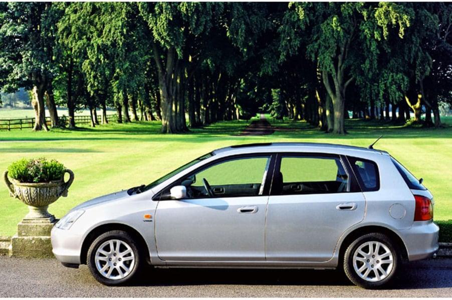 Honda Civic (2001-06) (5)
