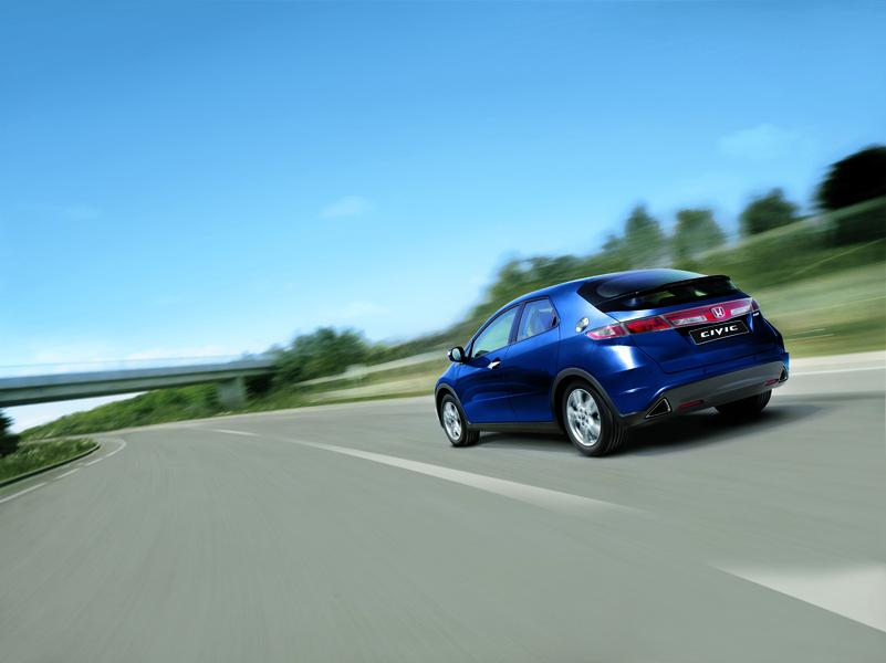Honda Civic (2005-12) (5)