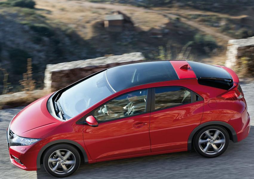 Honda Civic (2012->>) (5)