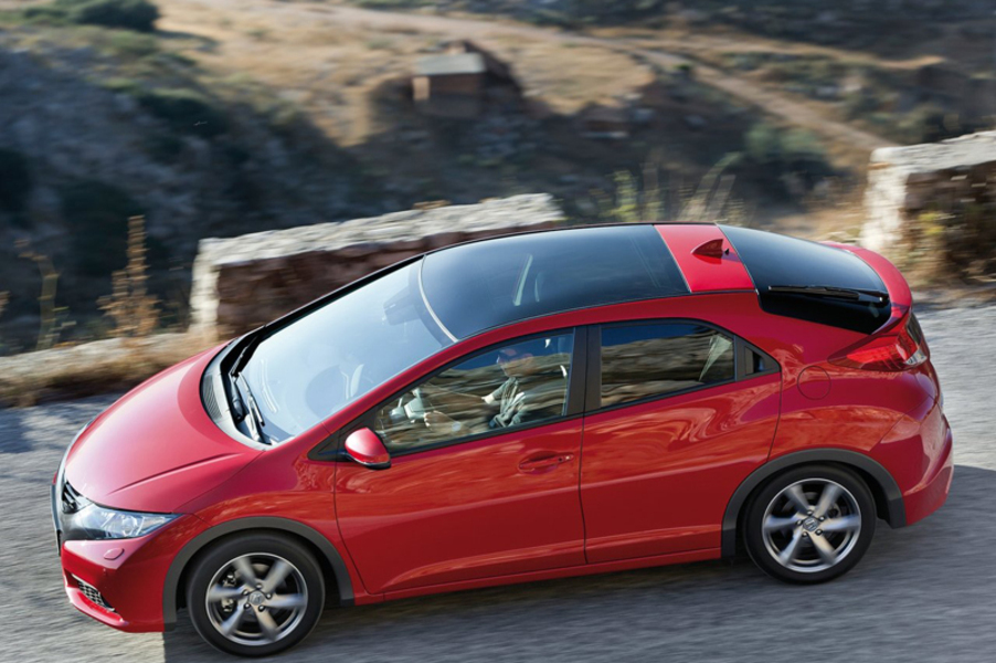 Honda Civic (2012->>) (5)
