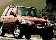 Honda CR-V (1997-02)