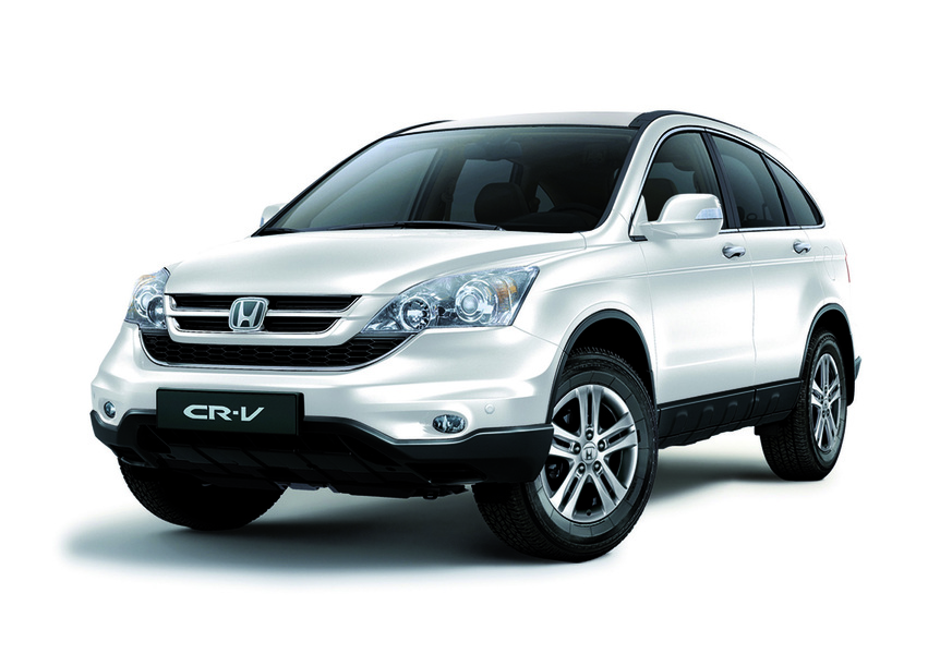 Honda CR-V 2.2 i-DTEC Lifestyle by H&B