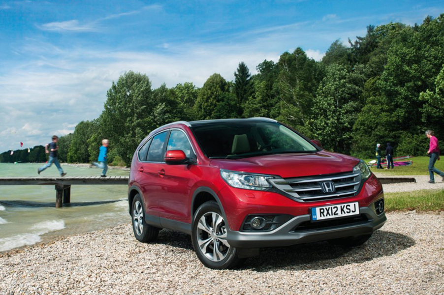 Honda CR-V 2.2 i-DTEC Lifestyle HDD Sat Navi AT (3)