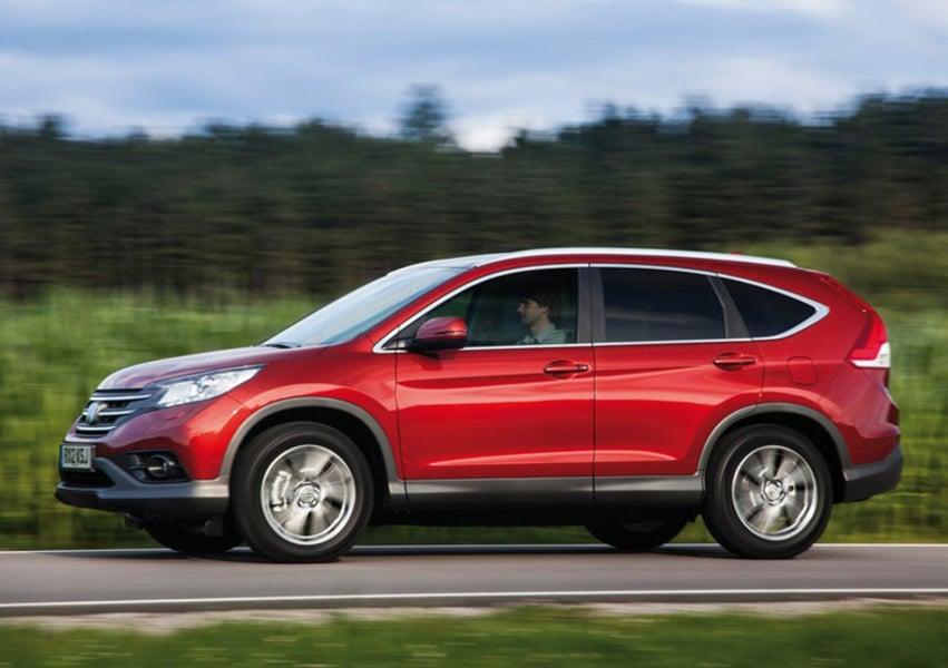 Honda CR-V 1.6 i-DTEC Comfort 2WD (2)