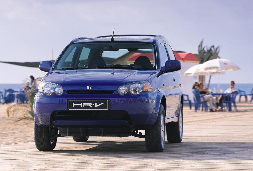 Honda HR-V 16V VTEC cat 3 porte Sport (2)