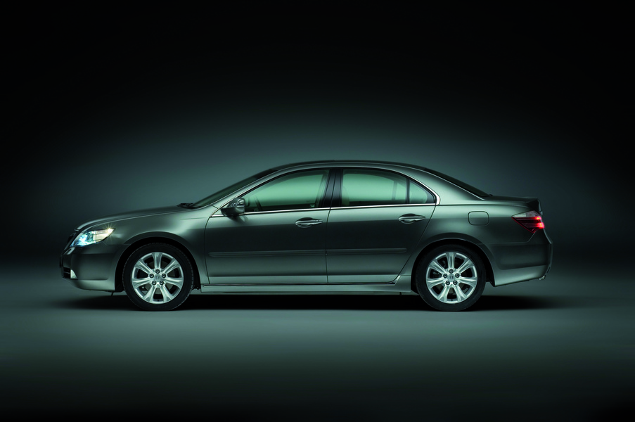 Honda Legend (2006-11) (4)
