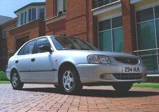 Hyundai Accent (1999-06)