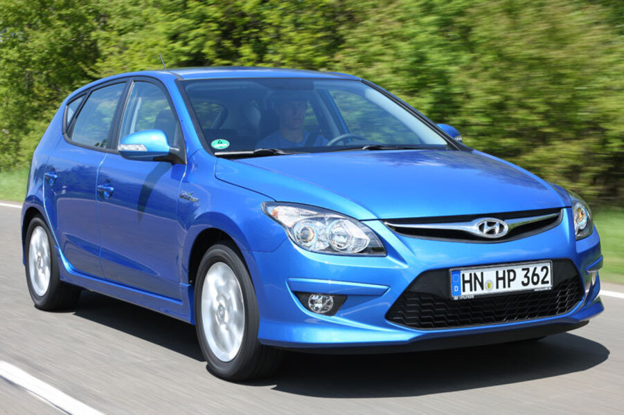 Hyundai i30 (2007-12)