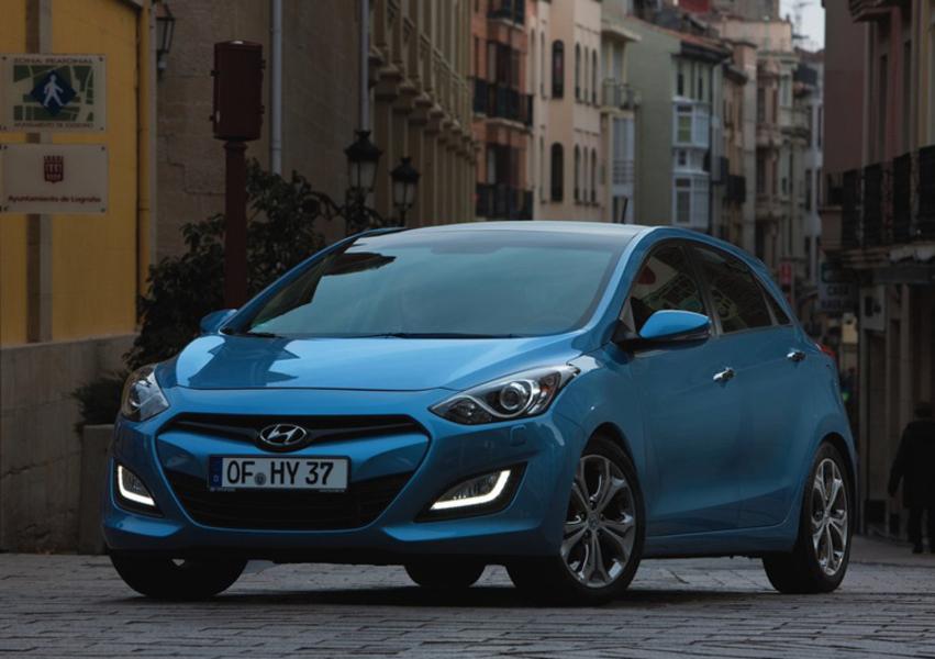 Hyundai i30 1.4 5p. Comfort Plus (5)