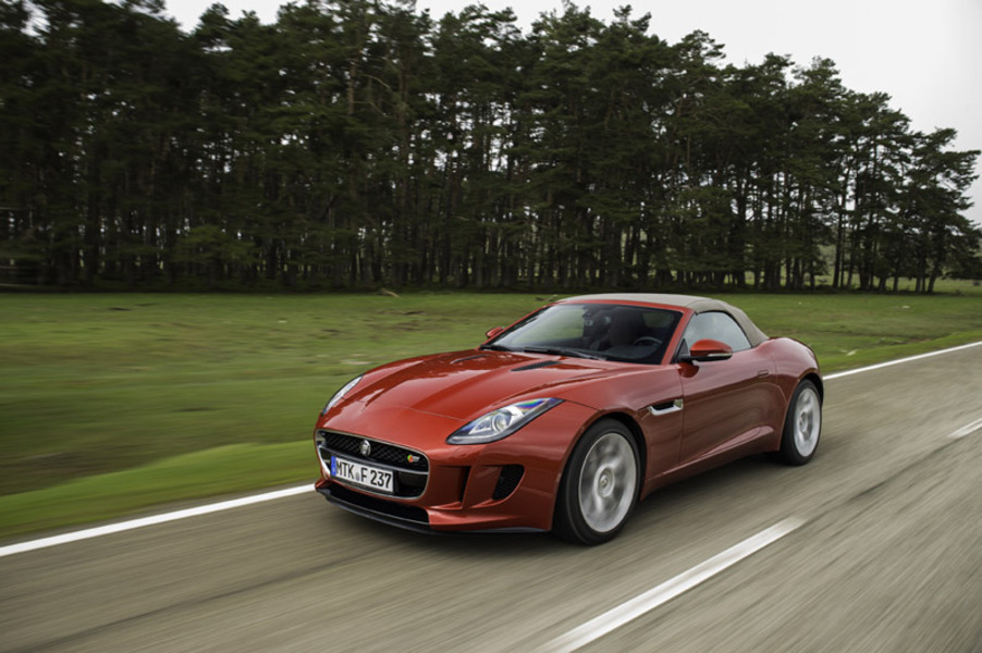 Jaguar F-Type (2013->>)