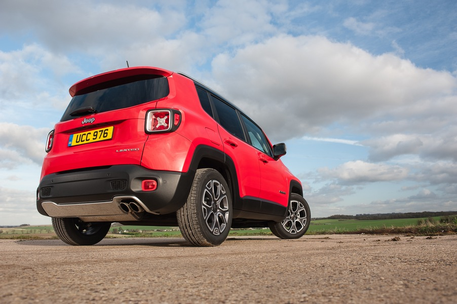 Jeep Renegade 1.0 T3 Business (3)