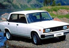 Lada Serie 124/125 (1990-92)