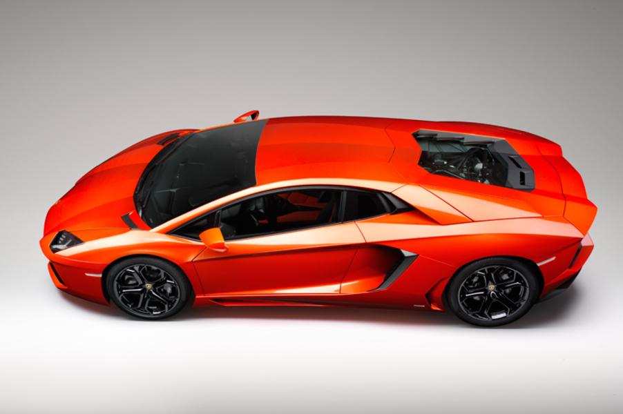 Lamborghini Aventador Coupé (3)
