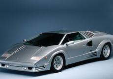 Lamborghini Countach (1978-90)