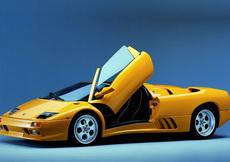 Lamborghini Diablo Cabrio (1996-00)