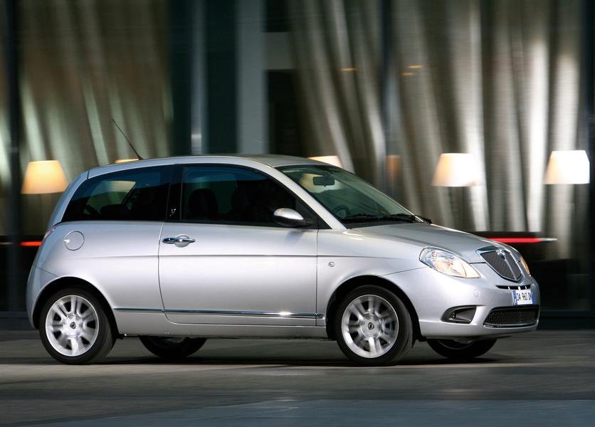 Lancia ypsilon 1 4 platino ecochic gpl 02 2009 05 2011 prezzo e scheda tecnica - Lancia y diva 2010 scheda tecnica ...