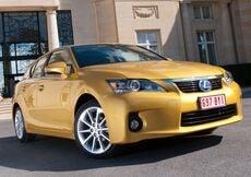 Lexus CT (2010->>)
