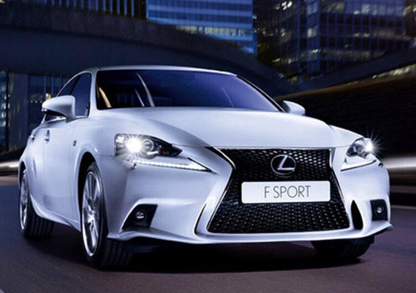 Lexus IS (2013->>) (4)
