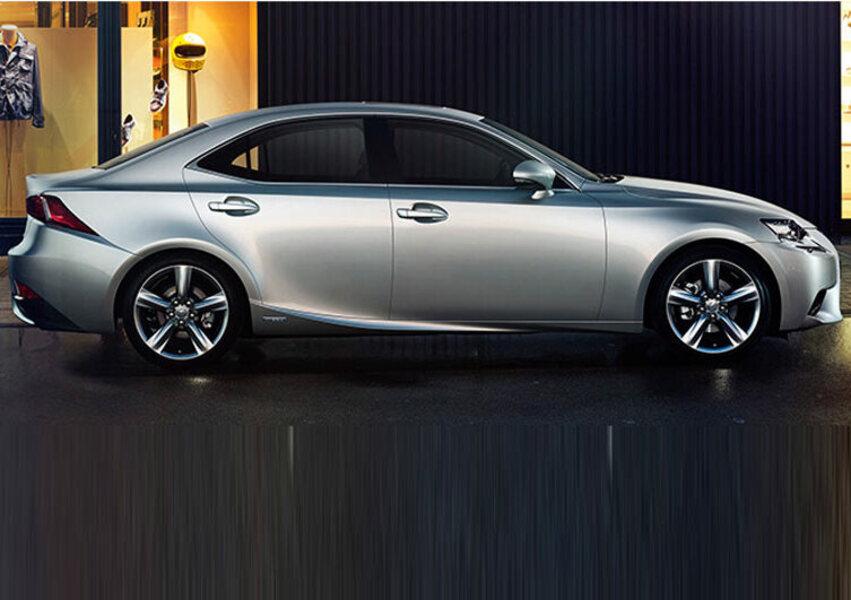 Lexus IS (2013->>) (2)