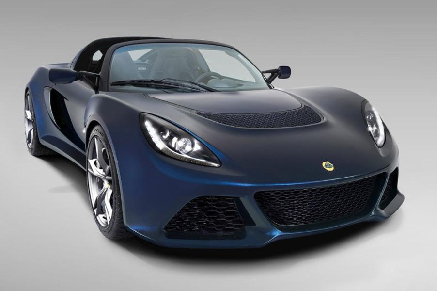 84d49dc66828 Lotus Exige Cabrio - Catalogo e listino prezzi Lotus Exige Cabrio ...