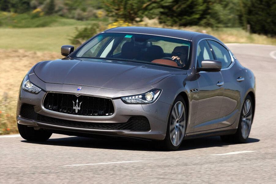 Maserati Ghibli (2013->>) (4)