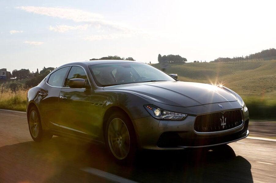 Maserati Ghibli (2013->>)