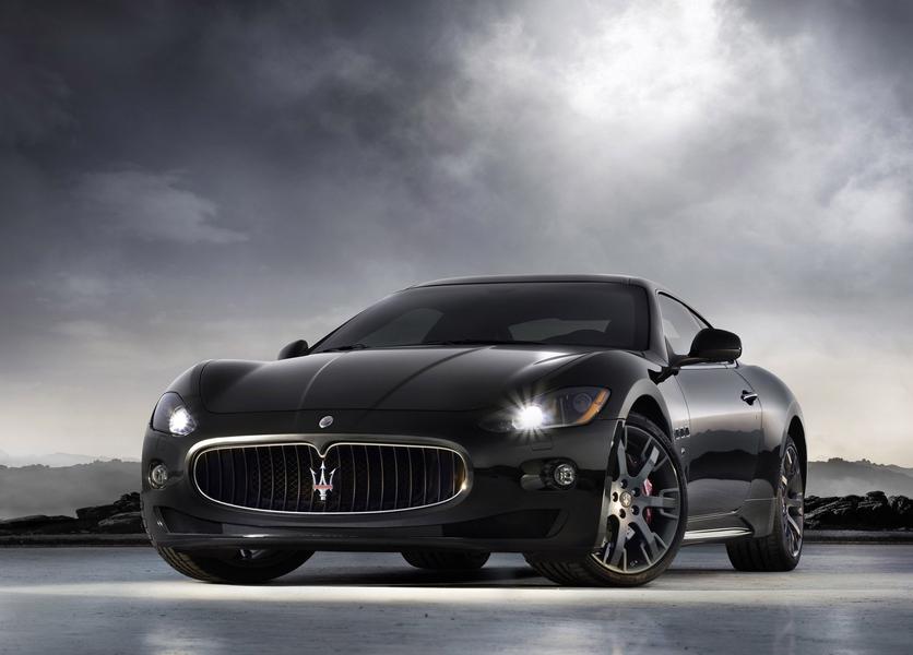 Maserati GranTurismo (2)