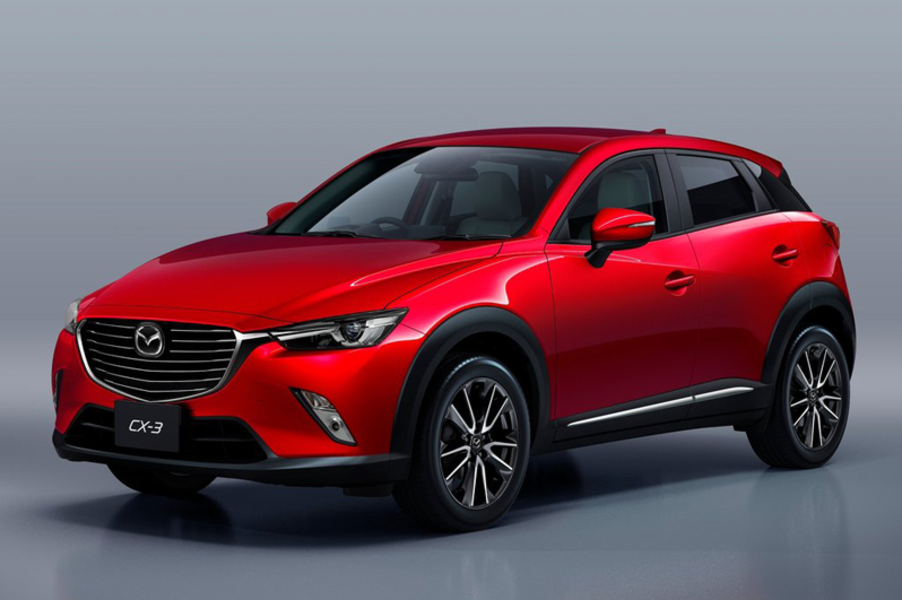 Mazda CX-3 1.8L Skyactiv-D Executive (2)