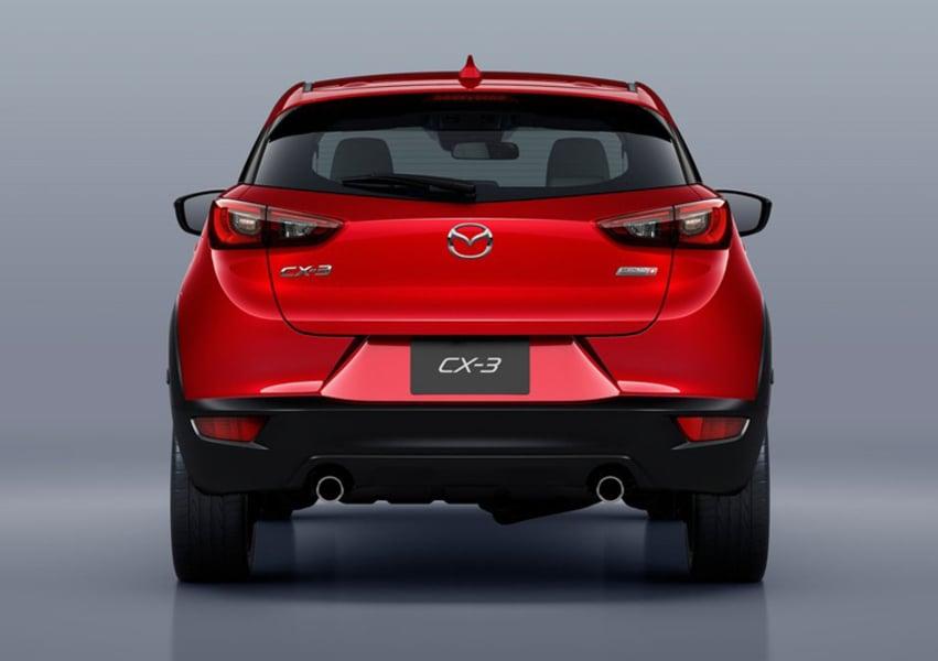 Mazda CX-3 2.0L Skyactiv-G 4WD Exceed (5)