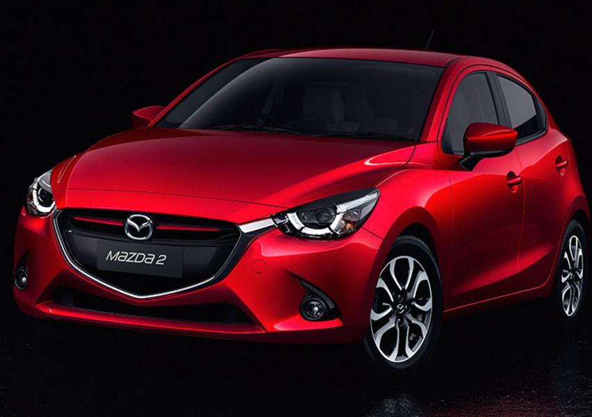 Mazda Mazda2 (2)