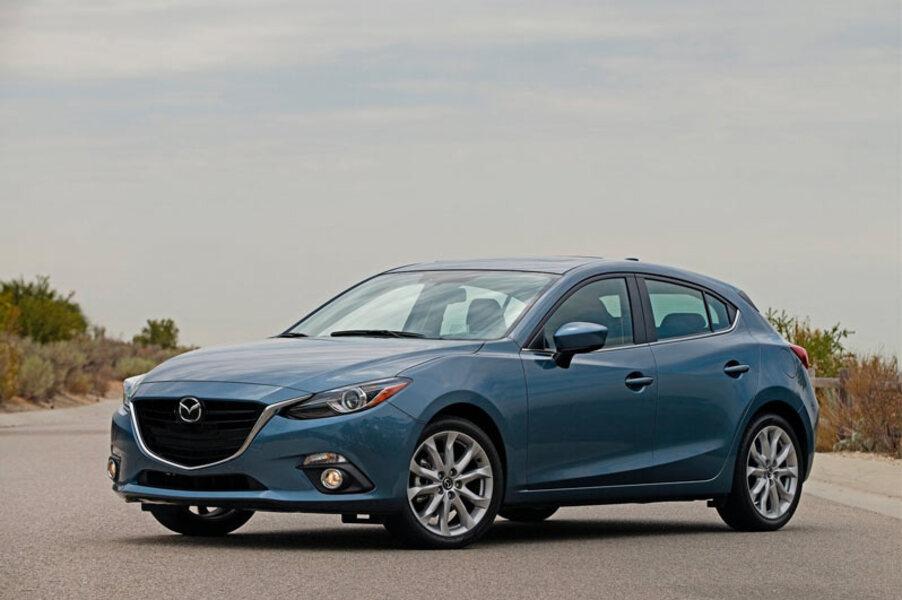 Mazda Mazda3 (2)