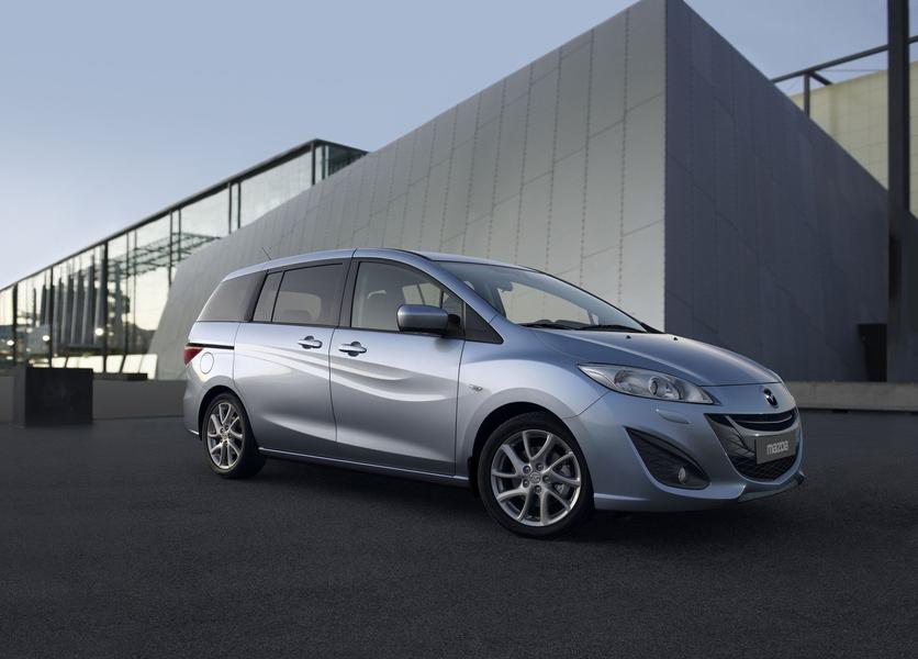 Mazda Mazda5 1.6 MZ-CD 8V 115CV Smart Space (4)