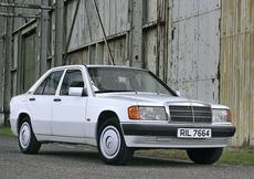Mercedes-Benz 190 (1983-94)