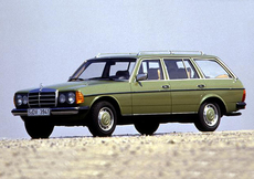 Mercedes-Benz 200 Station Wagon (1980-86)