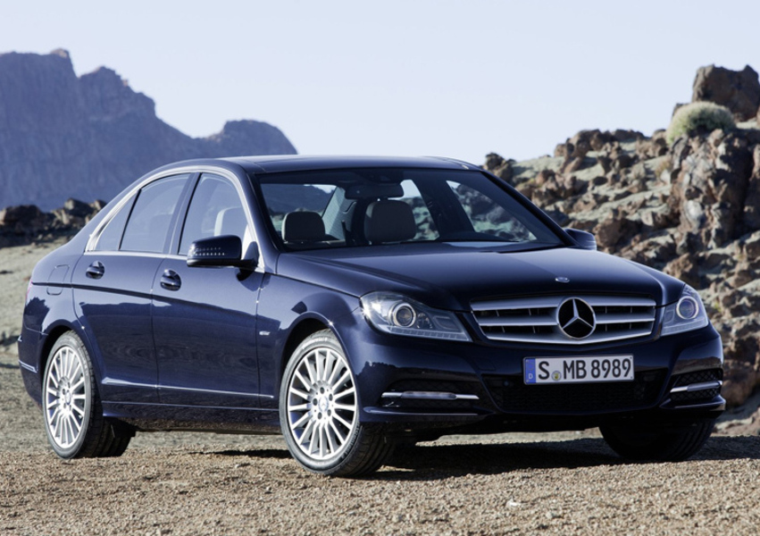Mercedes-Benz Classe C 200 BlueEFFICIENCY Avantgarde (2)
