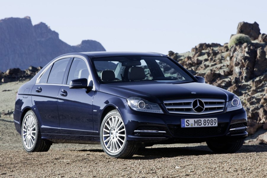 Mercedes-Benz Classe C 180 Kompressor BlueEFFICIENCY Classic (2)