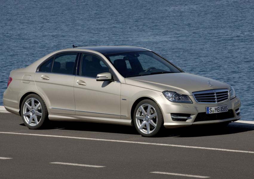 Mercedes-Benz Classe C 180 Kompressor Classic (5)