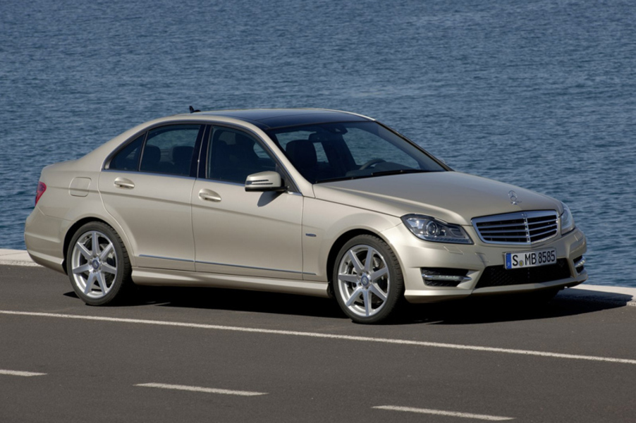 Mercedes-Benz Classe C 350 CDI BlueEFFICIENCY Avantgarde AMG (5)