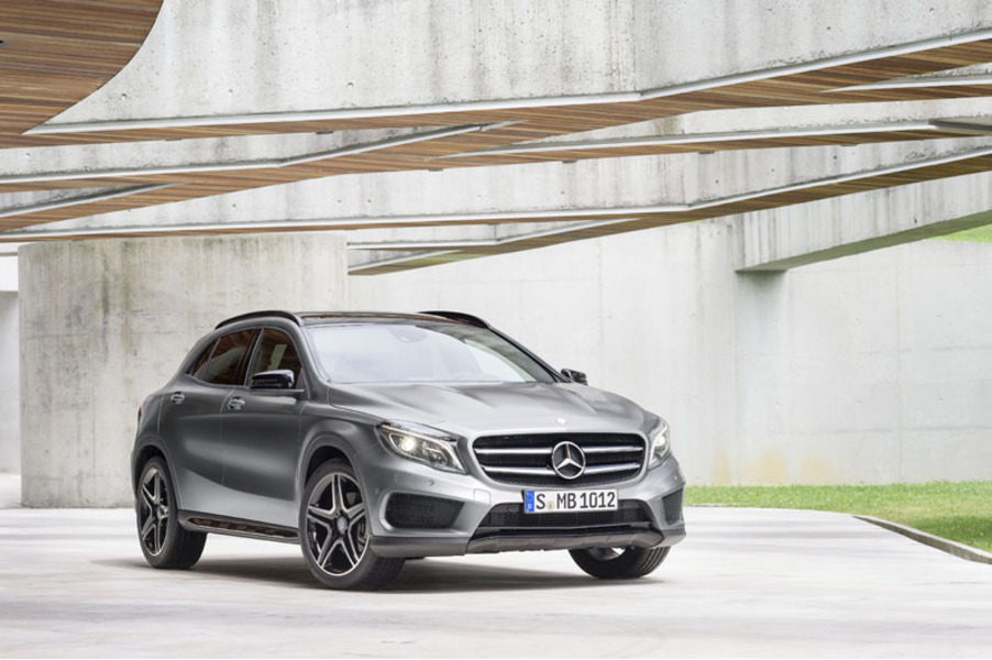 Mercedes-Benz Classe GLA (2013->>) (3)