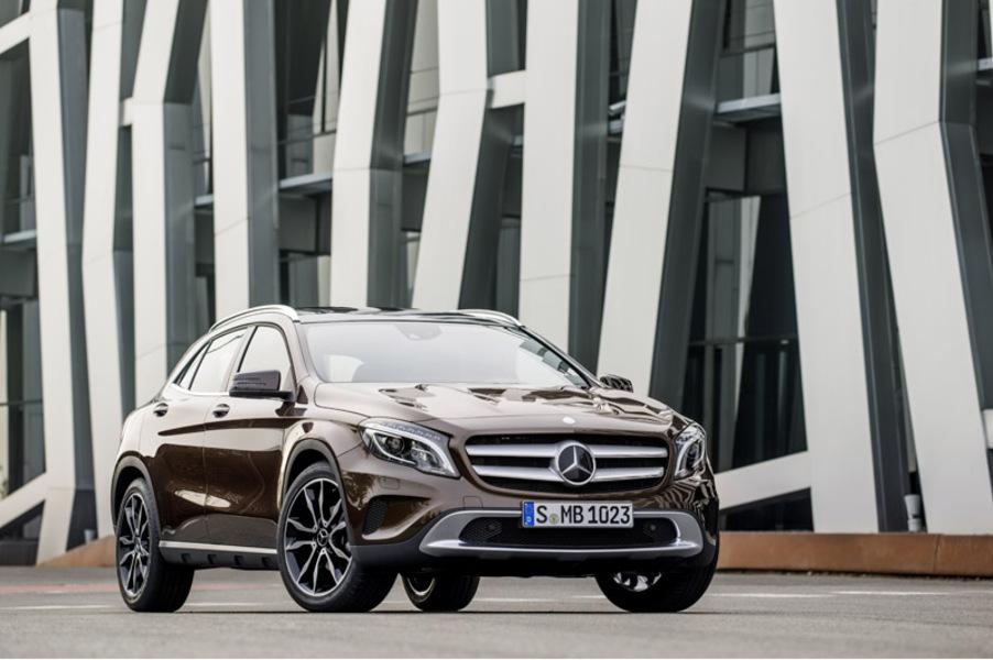 Mercedes-Benz Classe GLA (2013->>)