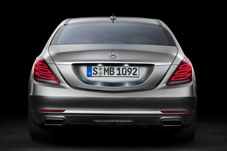 Mercedes-Benz Classe S (4)