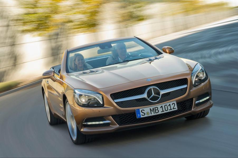 Mercedes-Benz SL (3)