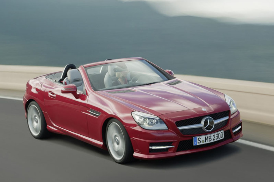 Mercedes-Benz SLK (2011->>) (3)