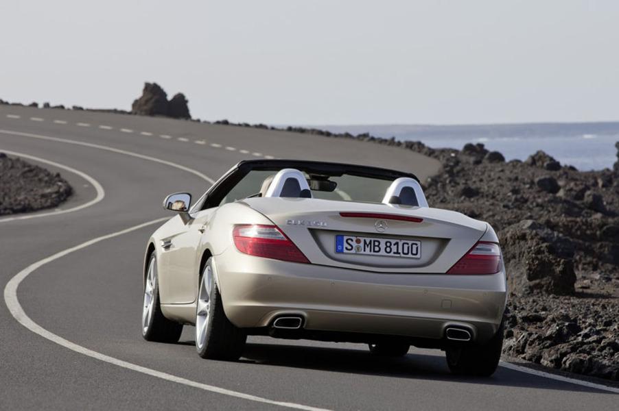 Mercedes-Benz SLK (2011->>) (5)
