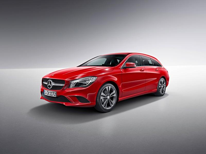 Mercedes-Benz CLA Shooting Brake (5)