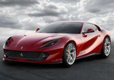 Ferrari 812 Superfast Coupé