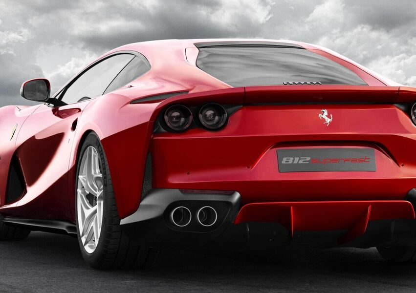 Ferrari 812 Superfast Coupé (5)