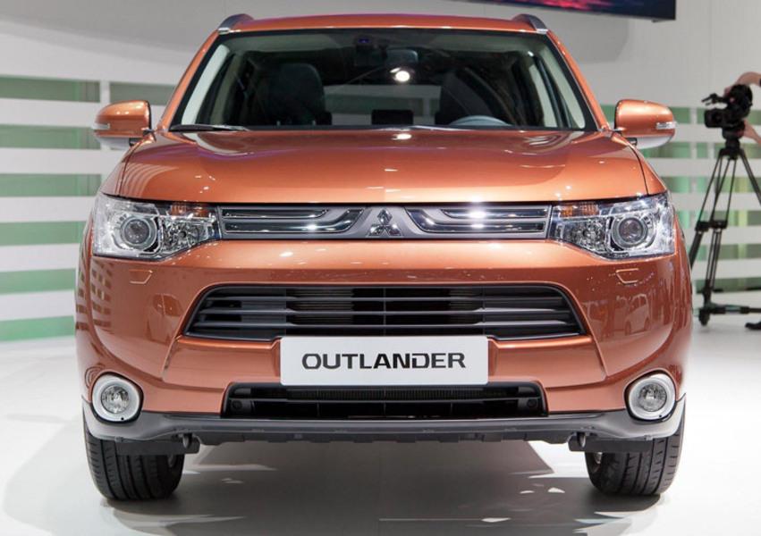 Mitsubishi Outlander (2012->>)