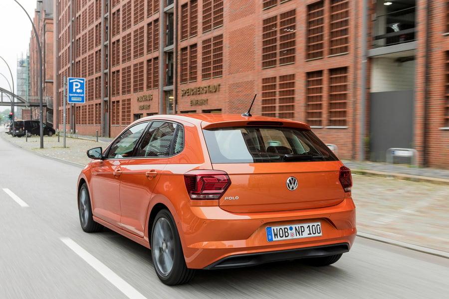 Volkswagen Polo (2017->>) (4)